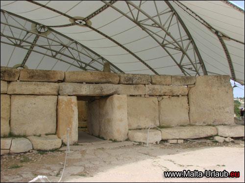 Hagar Qim Tempel Malta