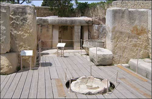Tarxien Tempel