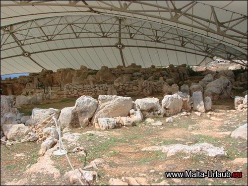 Malta Tempelanlage