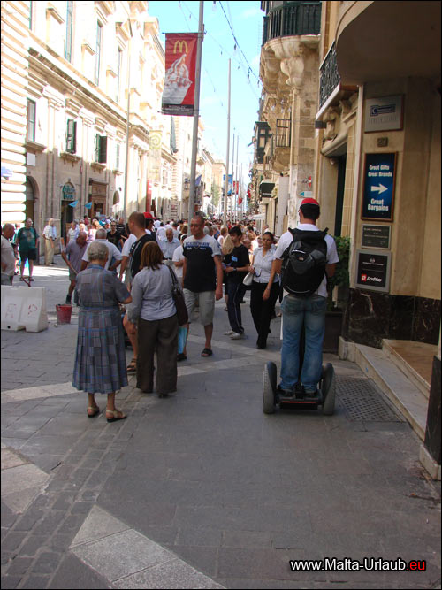Valletta Republic Street