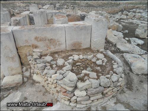Tarxien Tempel Malta