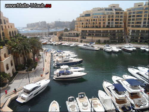 Hotels in Malta