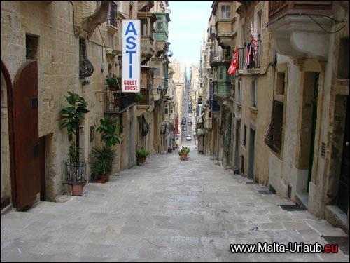 Malta Hostel Unterkunft