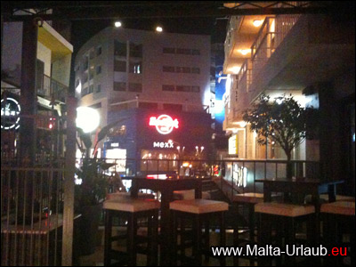 Malta Nachtleben Paceville