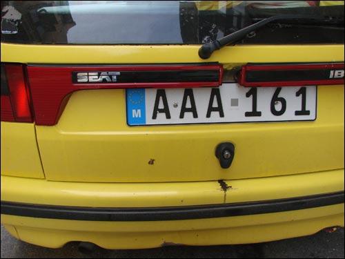 Mietwagen Malta