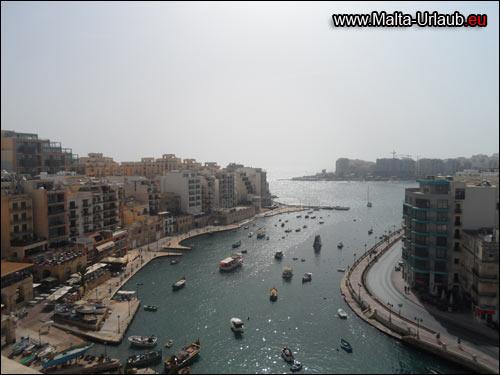 Urlaub auf Malta