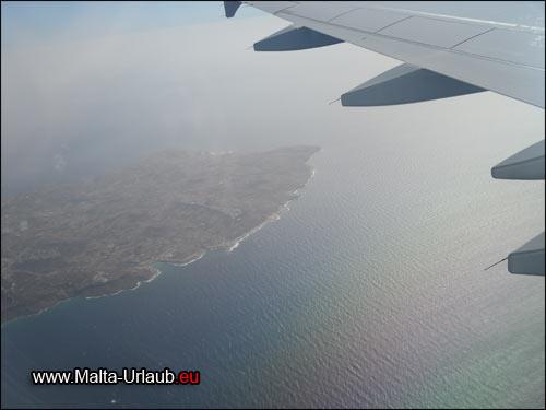 Malta Flug